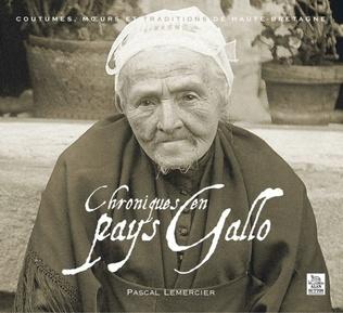 Couverture Chroniques en Pays Gallo