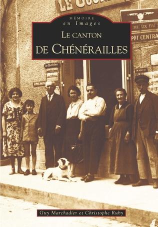 Couverture Chénérailles (Canton de)