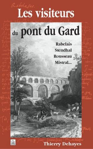 Couverture Les Visiteurs du pont du Gard