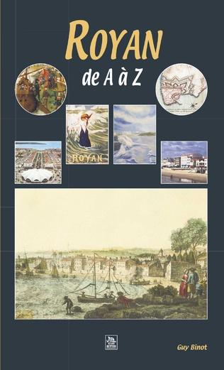 Couverture Royan de A à Z