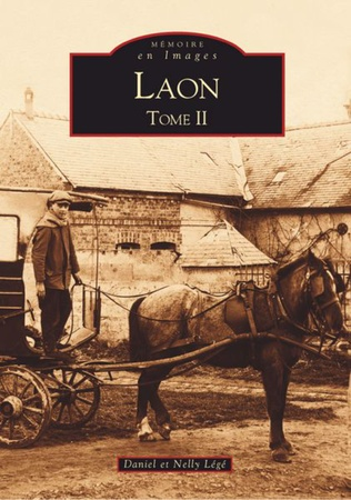 Couverture Laon - Tome II