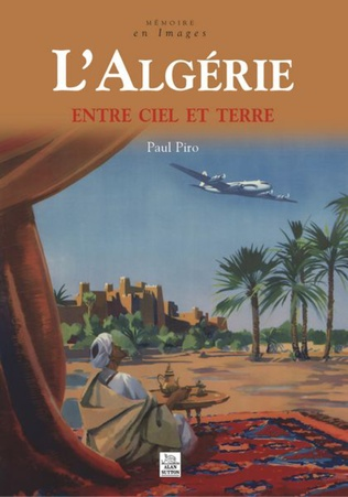 Couverture L'Algérie entre ciel et terre