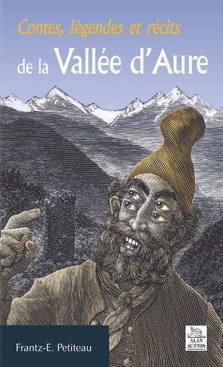 Couverture Contes, légendes et récits de la Vallée d'Aure