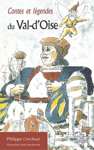 Couverture Contes et légendes du Val-d'Oise