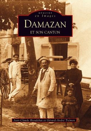 Couverture Damazan et son canton