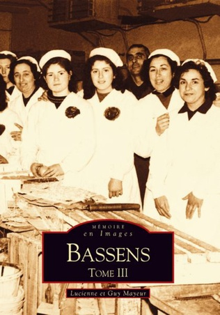 Couverture Bassens - Tome III