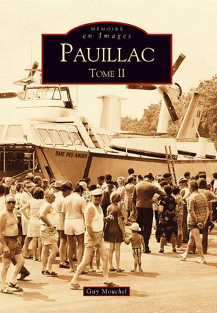 Couverture Pauillac - Tome II