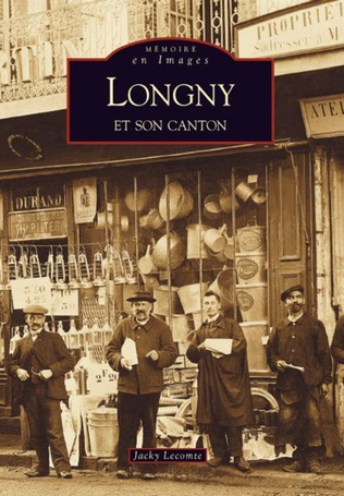 Couverture Longny et son canton
