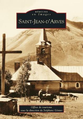 Couverture Saint-Jean-d'Arves