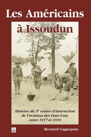 Couverture Les Américains à Issoudun