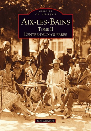 Couverture Aix-les-Bains - Tome II
