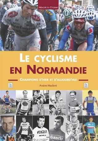 Couverture Le Cyclisme en Normandie