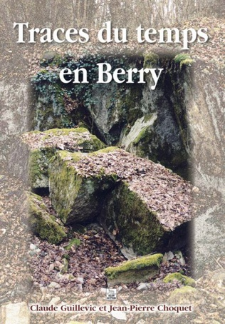 Couverture Traces du temps en Berry