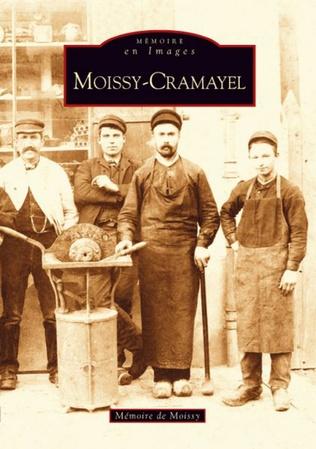 Couverture Moissy-Cramayel