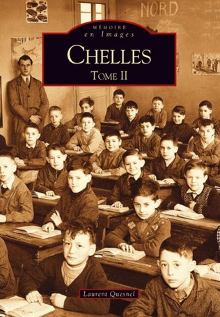 Couverture Chelles -  Tome II