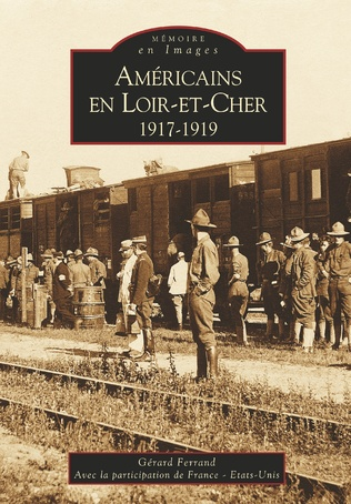 Couverture Américains en Loir-et-Cher