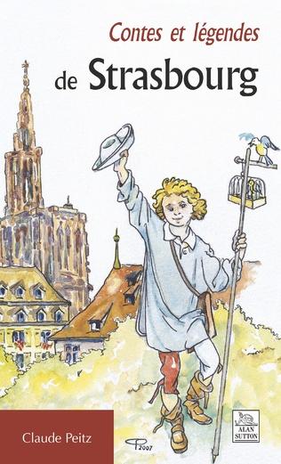 Couverture Contes et légendes de Strasbourg