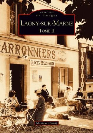 Couverture Lagny-sur-Marne - Tome II
