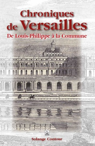 Couverture Chroniques de Versailles
