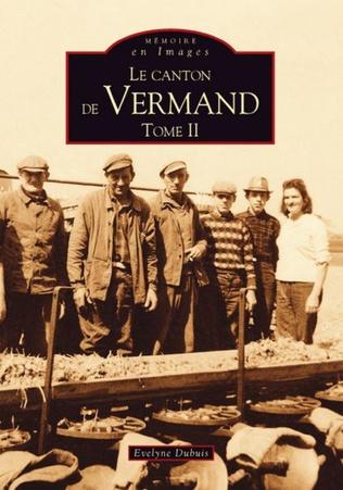 Couverture Vermand (Le canton de) - Tome II