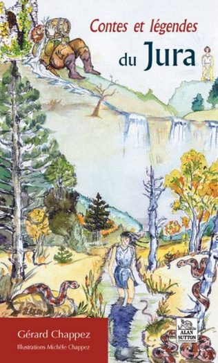 Couverture Contes et légendes du Jura