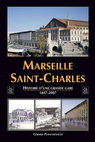 Couverture Marseille Saint-Charles