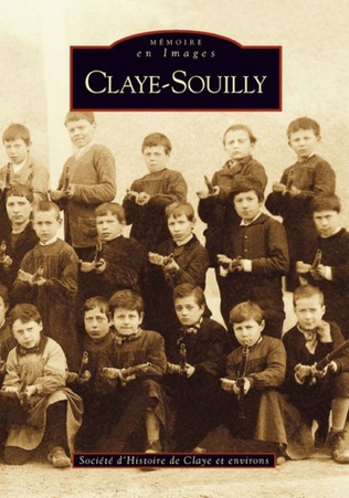 Couverture Claye-Souilly