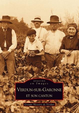 Couverture Verdun-sur-Garonne et son canton