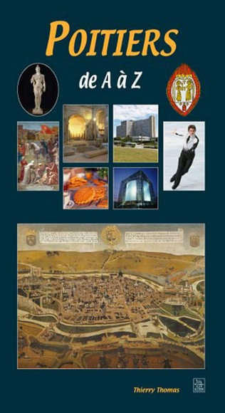 Couverture Poitiers de A à Z