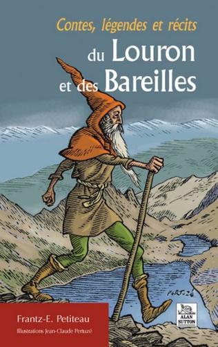 Couverture Contes, légendes et récits du Louron et des Bareilles