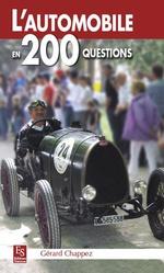 Automobile en 200 questions (L')