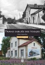 Trains oubliés des Vosges d'hier à aujourd'hui