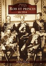 Rois et princes en 1914