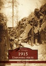 1915 - L'impossible percée