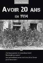 Avoir 20 ans en 1914