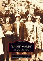 Saint-Vaury et son canton
