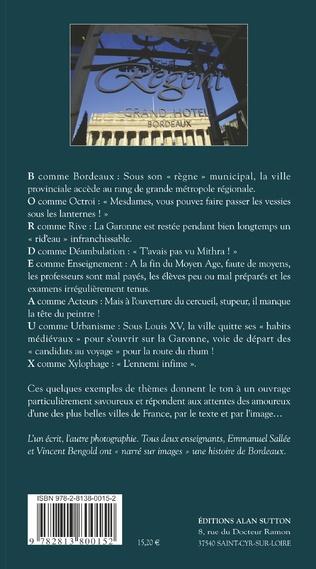 4eme Bordeaux de A à Z