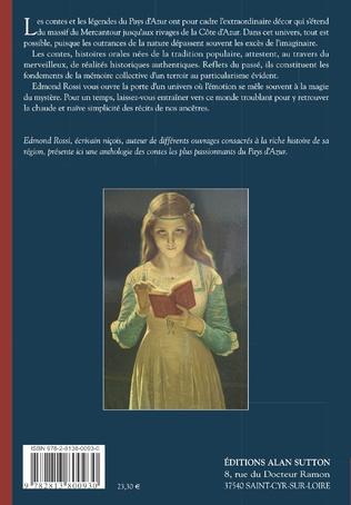 4eme Contes et légendes du Pays d'Azur