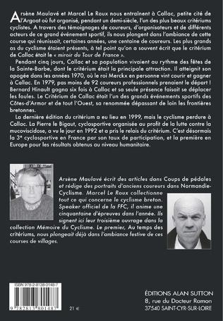 4eme Le Critérium de Callac