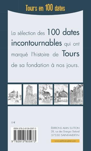 4eme Tours en 100 dates
