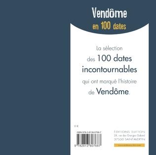 4eme Vendôme en 100 dates