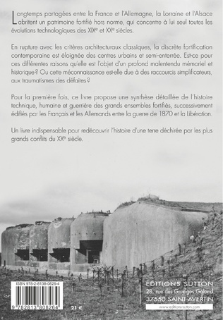 4eme Frontières d'acier - 1872-1945