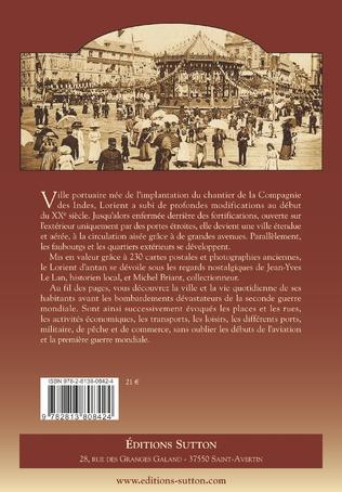 4eme Lorient - 1900-1939
