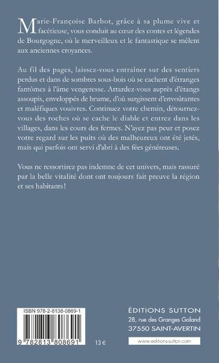 4eme Contes et légendes de Bourgogne
