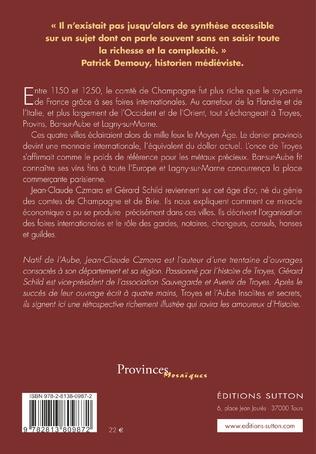 4eme Les Foires de Champagne - 1150-1250 - L'âge d'or
