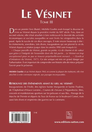 4eme Le Vésinet - Tome III