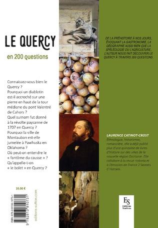 4eme Le Quercy en 200 questions
