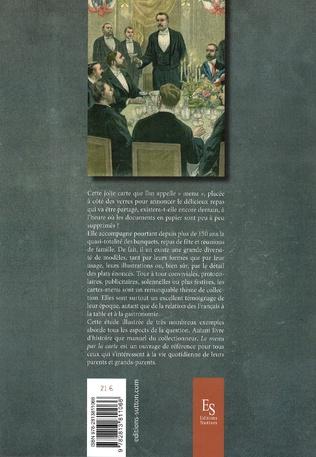 4eme Le menu par la carte