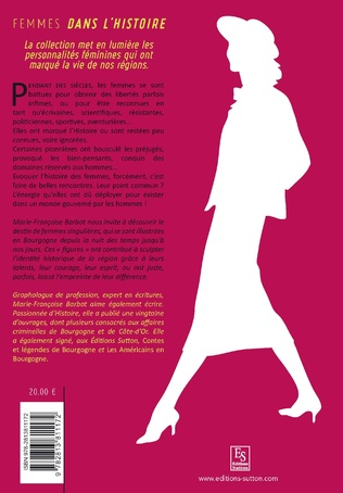 4eme Femmes dans l'Histoire. Bourgogne