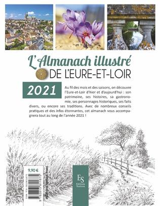 4eme L'Almanach illustré de l'Eure-et-Loir 2021